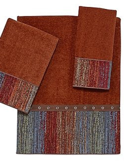 Painted Desert Cotton Velour Towel Sets