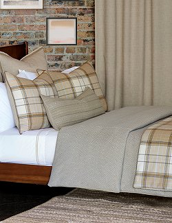 Rustic Retreat Plaid Bedding Collection