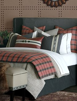 Huntsman's Plaid Bedding Collection
