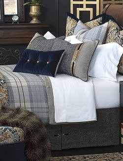 Kensington Manor Luxury Bedding Collection