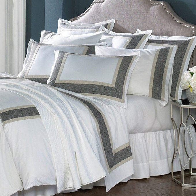 Manor Herringbone Bedding Collection