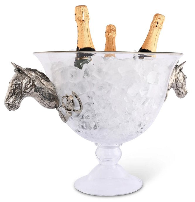 Thoroughbreds Grande Party Beverage Bowl