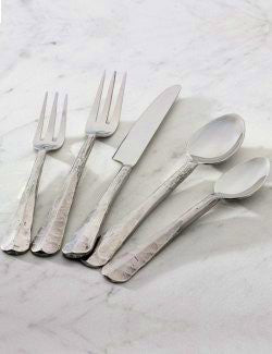 Old Ranch Worn Finish Stainless Flatware