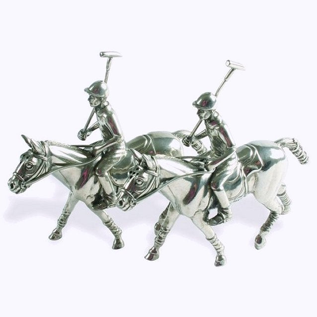Polo Table Centerpiece Salt And Pepper Set