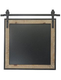 Stable Door Chalk Board