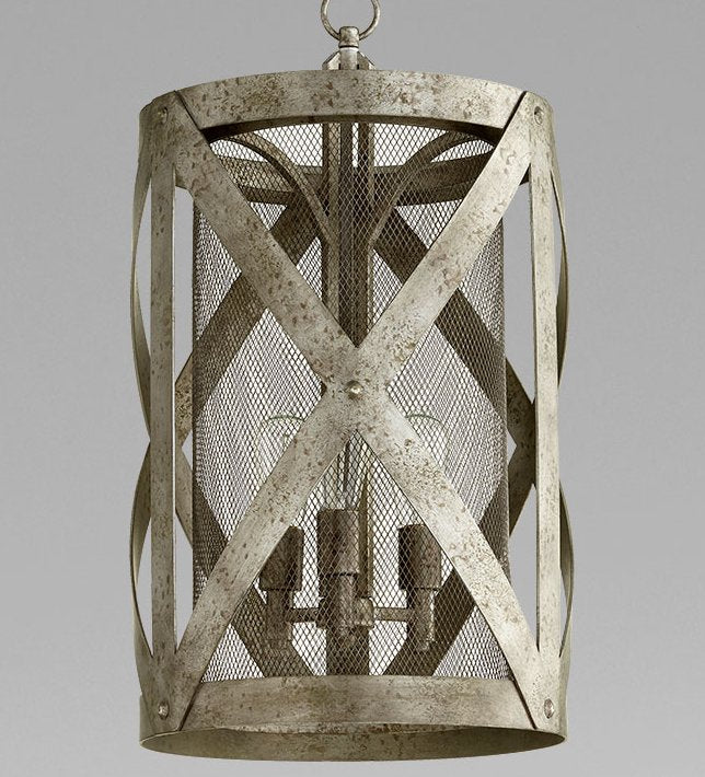 Iron Gatehouse Pendant