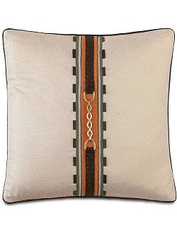 Western Braid Accent Pillow