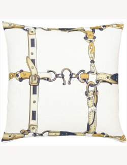 Bridle Style Accent Pillows