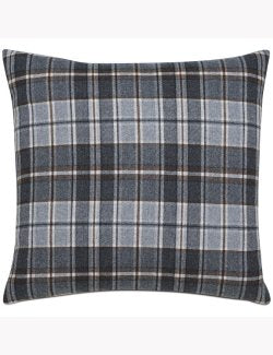 Gentry Plaid Wool Accent Pillows