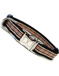 The Original Grrrberry Plaid Collar & Lead Sets