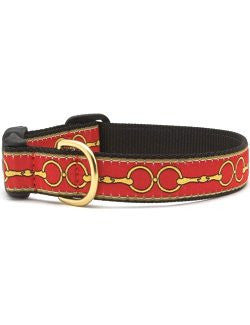 Snaffle Bit Pet Collars & Leads