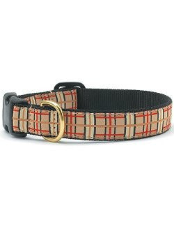 Huntsman Plaid Pet Collars & Leads