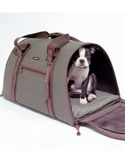 Traveler Rip-Stop Pet Carrier