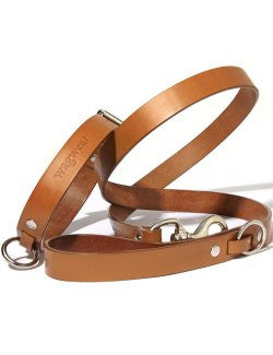 English Bridle Leather Collars & Leads