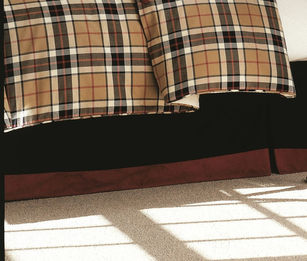 Coachman's Plaid Bedding Collection