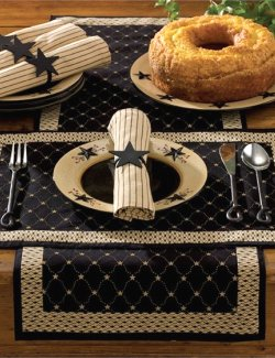Gentry Elegance Cotton Table Linen Sets