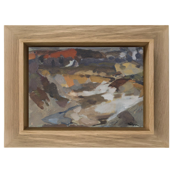 Oil on Canvas by INGVAR HÄLLGREN, 1950