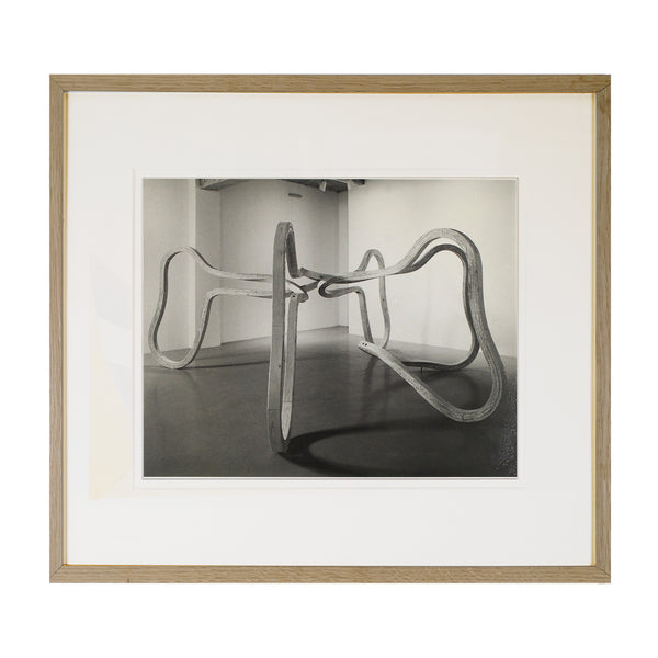 Silver Print by Richard Deacon, 1986