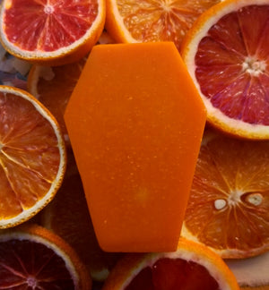 Sweet Orange Coffin Soap