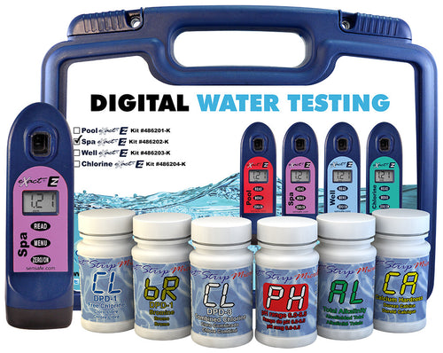 Spa eXact EZ Photometer Starter Kit 486202-K