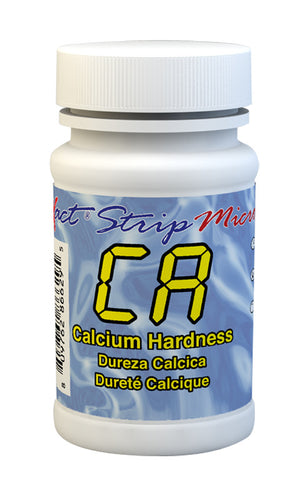eXact Strip Micro Calcium Hardness (as CaCO3) 486629