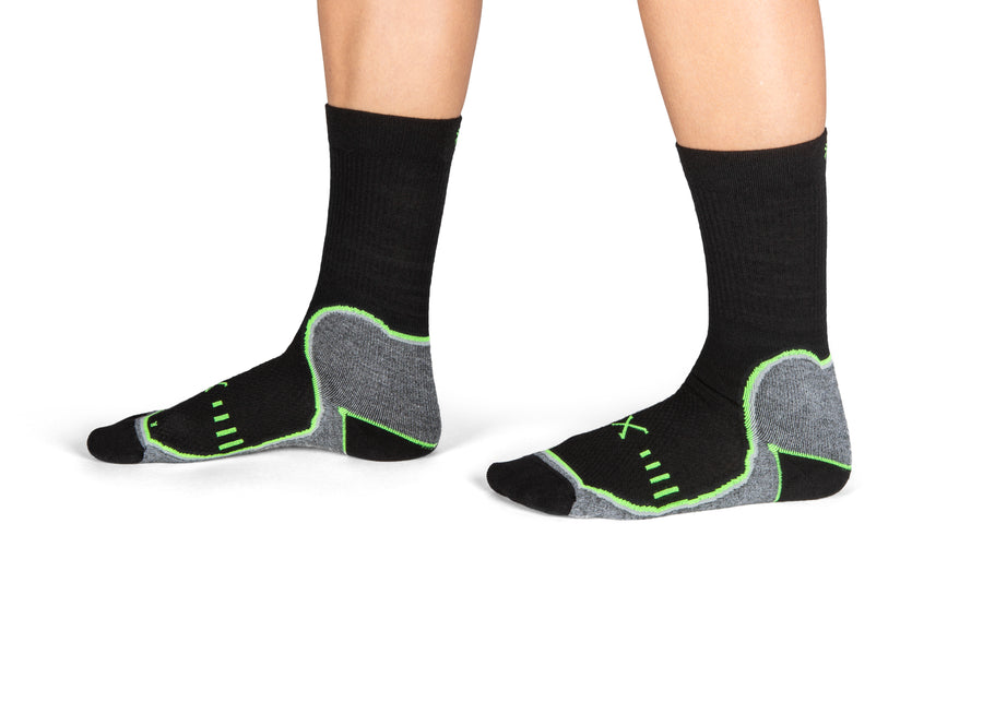 Exum Guide Compression Crew Sock