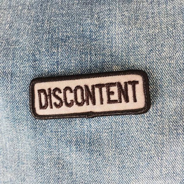 Discontent Patch
