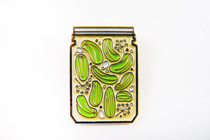 Pickle Pals Pin