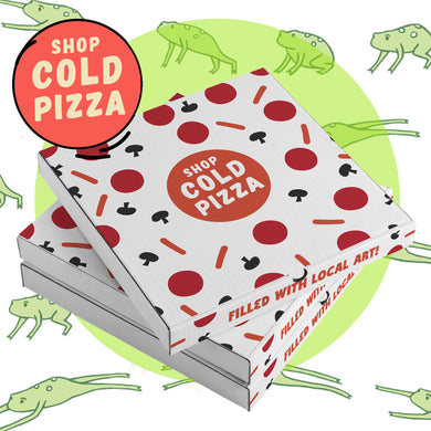 Spring Cold Pizza Box