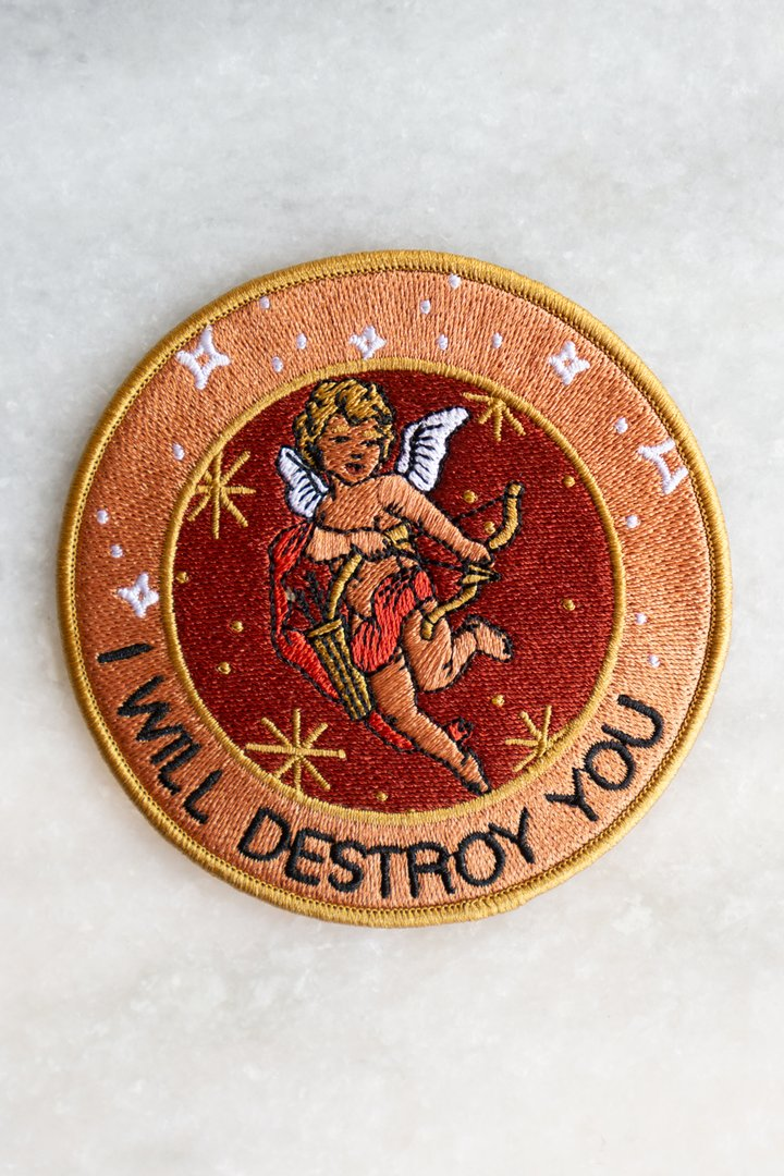 Destroy (Cupid) Patch