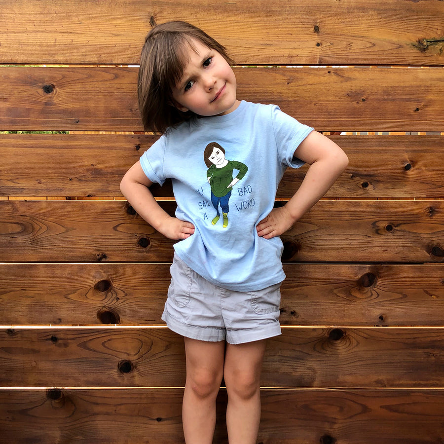 The Eliza Tee - Kids'