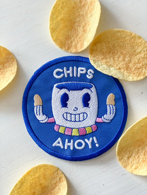 Chips Ahoy Patch