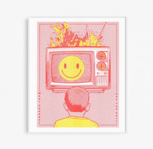 Load image into Gallery viewer, Untitled Risograph Print
