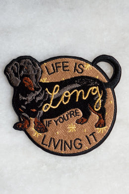 Life Is Long Patch