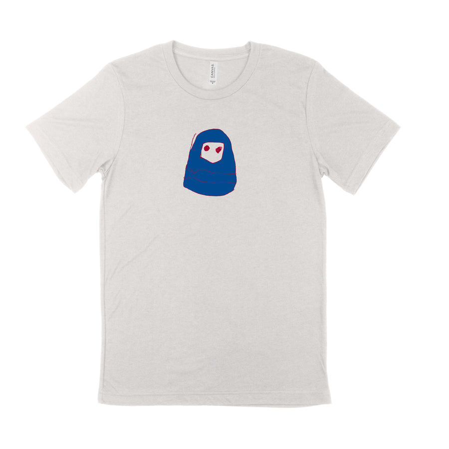 Library Ghost Tee