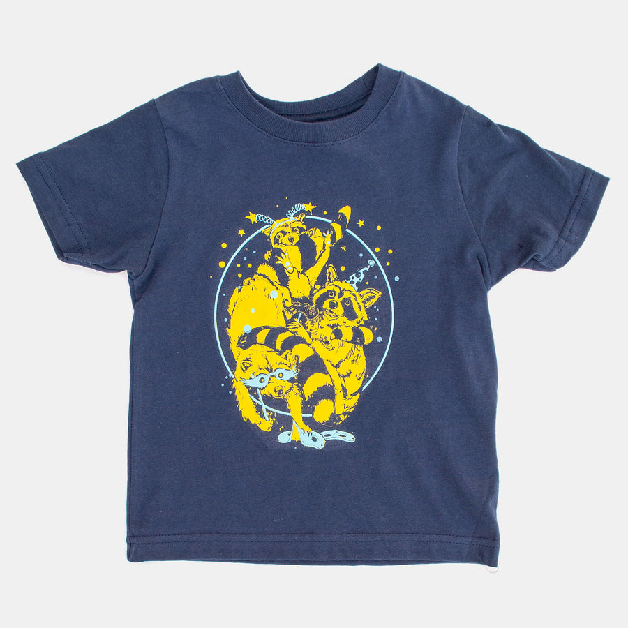 Raccoon Tee - Kids'