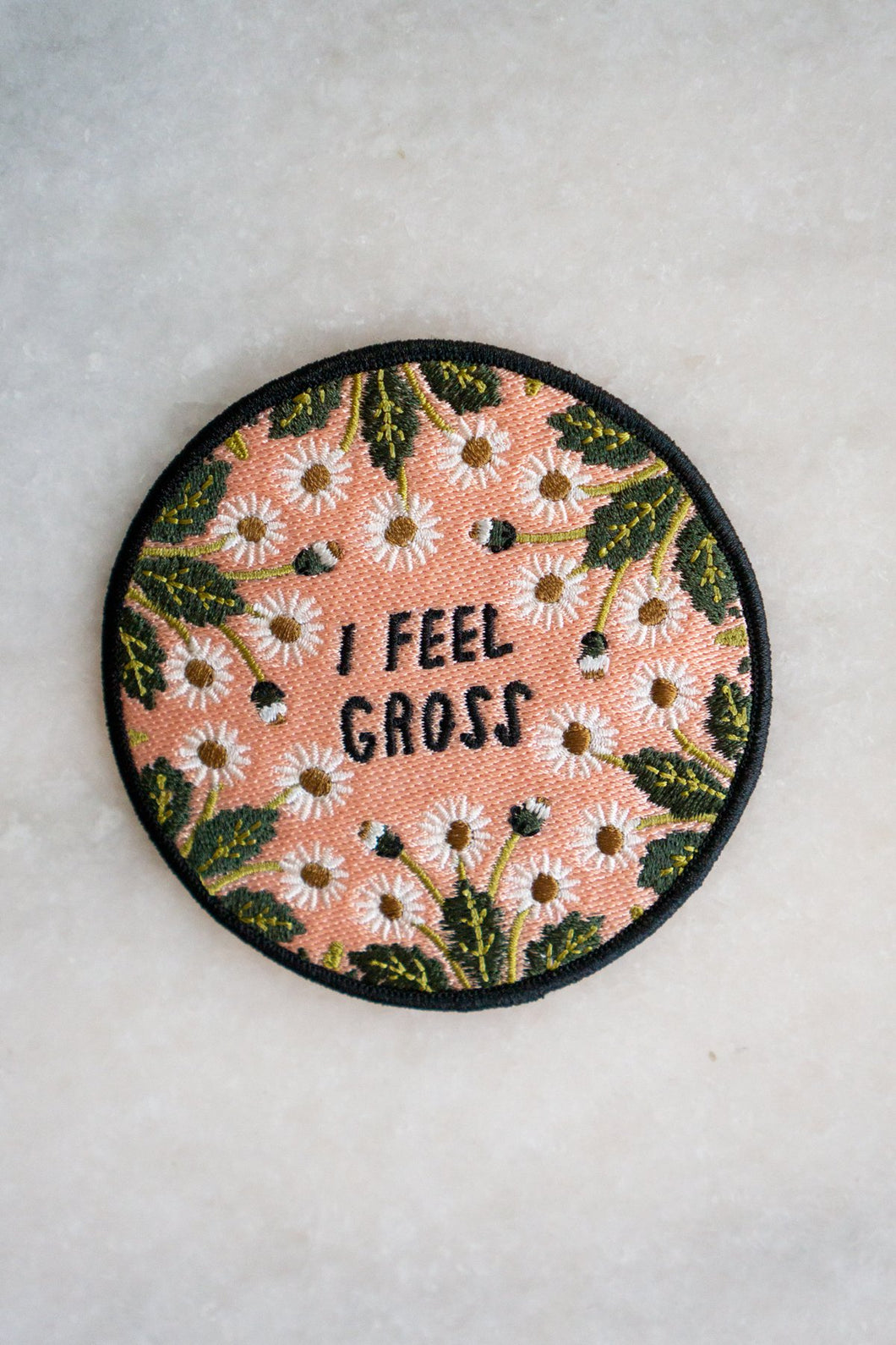 I Feel Gross Patch