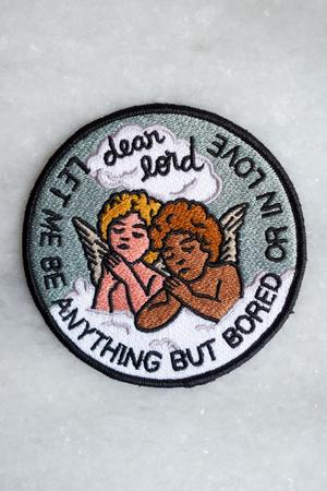 Bored or In Love Patch