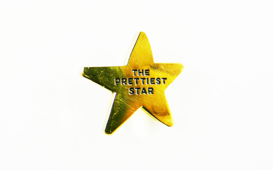 The Prettiest Star Pin