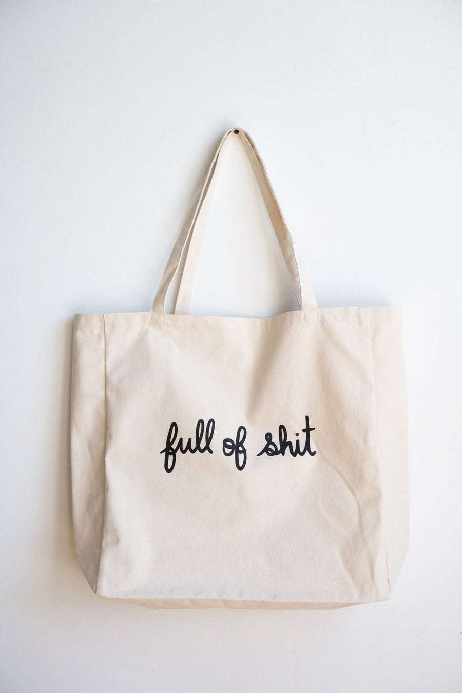 Full of Shit XL Tote