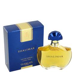 Shalimar Travel Spray By Guerlain