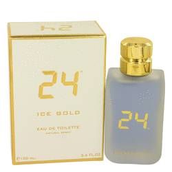 24 Ice Gold Eau De Toilette Spray By ScentStory