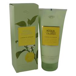 4711 Acqua Colonia Lemon & Ginger Body Lotion By Maurer & Wirtz