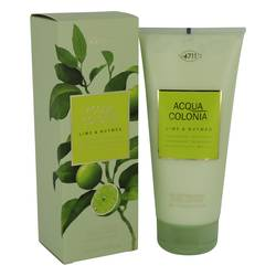 4711 Acqua Colonia Lime & Nutmeg Body Lotion By Maurer & Wirtz