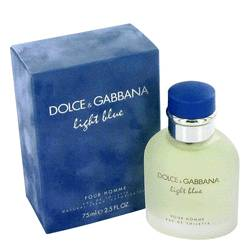 Light Blue Travel Spray By Dolce & Gabbana