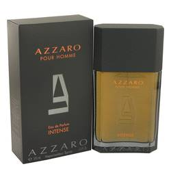 Azzaro Intense Eau De Parfum Spray By Azzaro