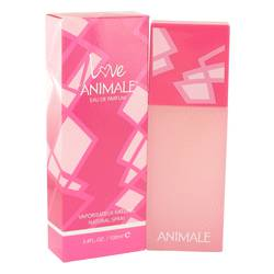 Animale Love Eau De Parfum Spray By Animale