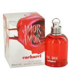 Amor Amor Eau De Toilette Spray By Cacharel