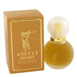 Anucci Sport Eau De Toilette Spray By Anucci
