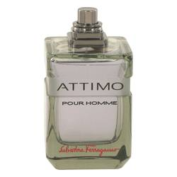 Attimo Eau De Toilette Spray (Tester) By Salvatore Ferragamo